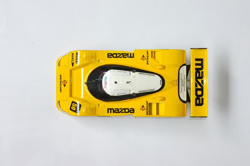 """Mazda 787 """"Special edition 50th Anniversary"""" 00810"""