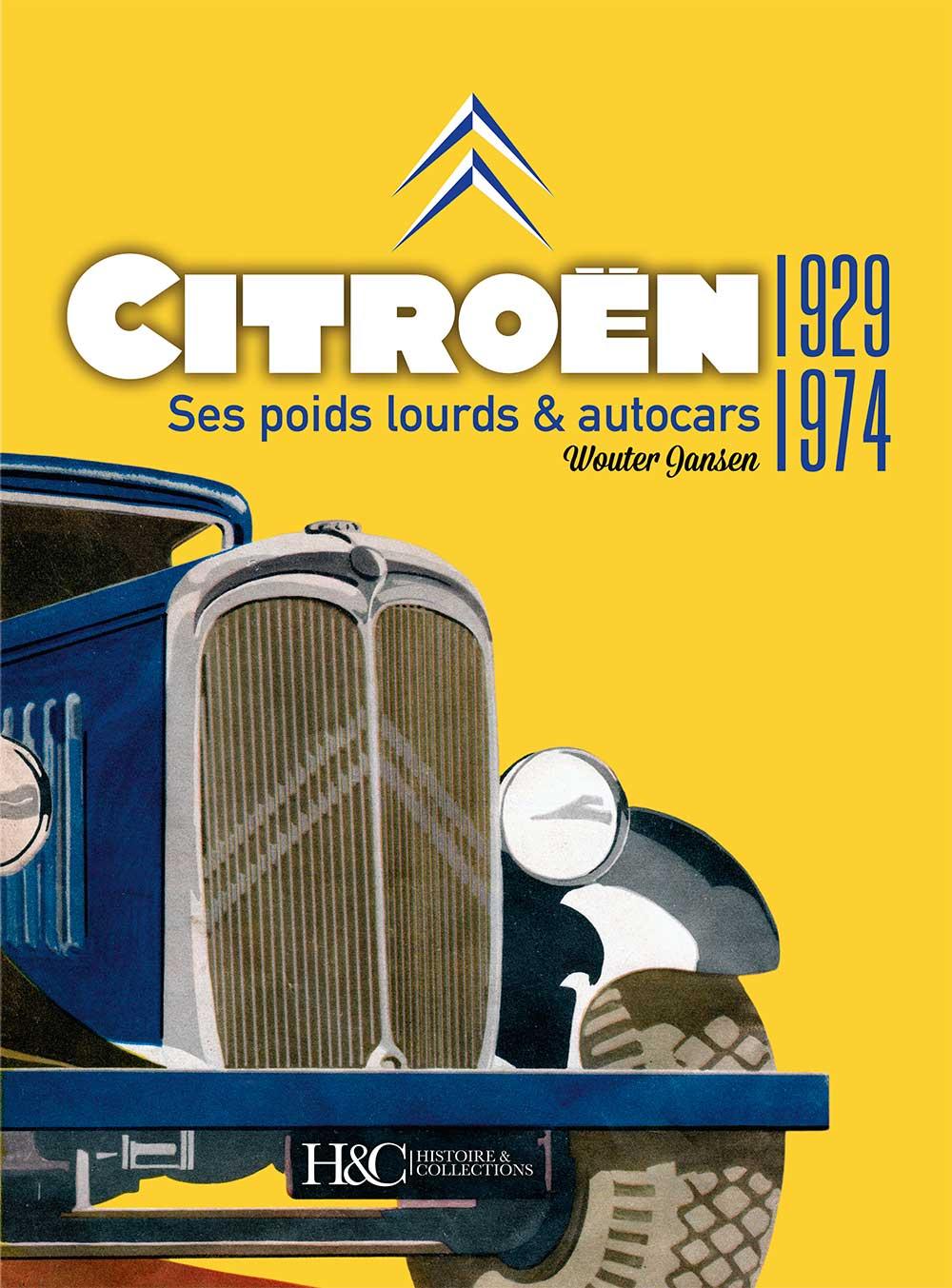 Citroën - ses poids lourds et autocars 1929-1974 0110