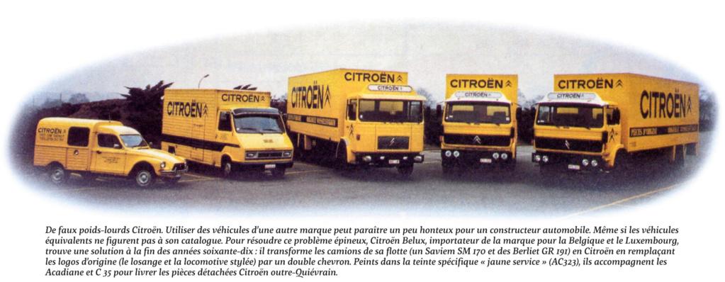 Citroën - ses poids lourds et autocars 1929-1974 Introd10