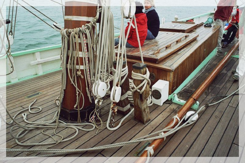BISQUINE au 1/40 Kit Billing Boats modifié Xavero - Page 2 0011110