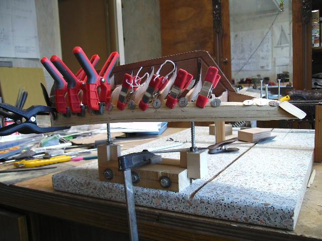 BISQUINE au 1/40 Kit Billing Boats modifié Xavero Bild0012
