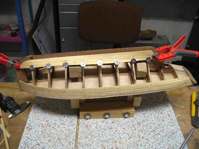 BISQUINE au 1/40 Kit Billing Boats modifié Xavero Bild0013