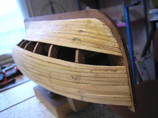 BISQUINE au 1/40 Kit Billing Boats modifié Xavero Bild0015
