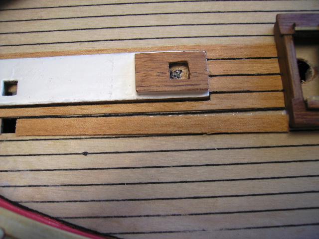 BISQUINE au 1/40 Kit Billing Boats modifié Xavero Bild0043