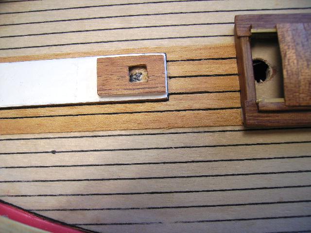 BISQUINE au 1/40 Kit Billing Boats modifié Xavero Bild0044
