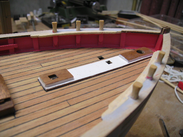 BISQUINE au 1/40 Kit Billing Boats modifié Xavero Bild0046