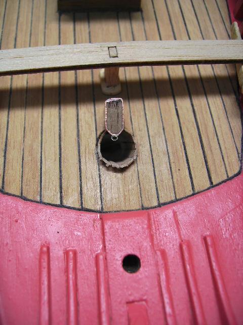 BISQUINE au 1/40 Kit Billing Boats modifié Xavero Bild0055