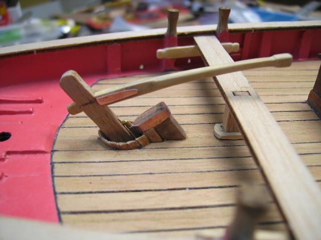 BISQUINE au 1/40 Kit Billing Boats modifié Xavero Bild0057