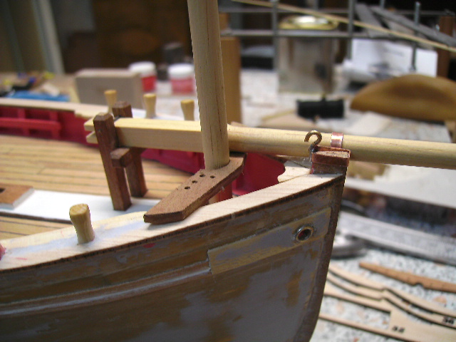 BISQUINE au 1/40 Kit Billing Boats modifié Xavero Bild0065