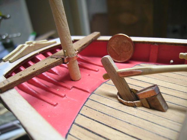 BISQUINE au 1/40 Kit Billing Boats modifié Xavero Bild0069