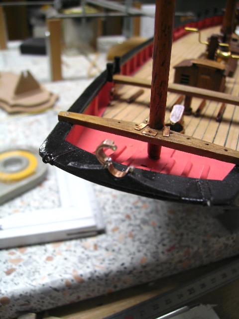 BISQUINE au 1/40 Kit Billing Boats modifié Xavero Bild0072