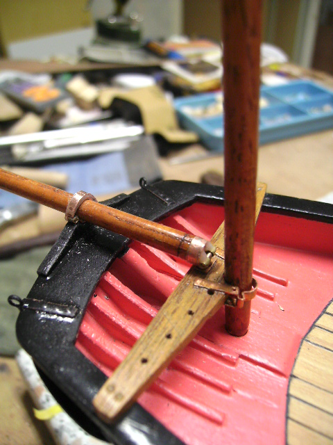 BISQUINE au 1/40 Kit Billing Boats modifié Xavero Bild0073