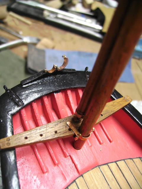 BISQUINE au 1/40 Kit Billing Boats modifié Xavero Bild0075