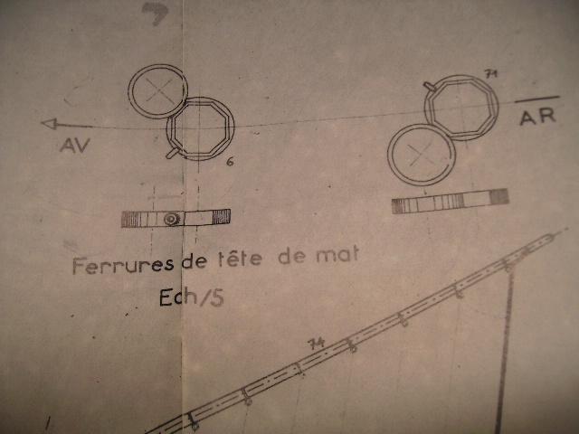 BISQUINE au 1/40 Kit Billing Boats modifié Xavero - Page 2 Bild0091