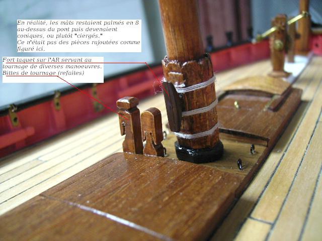 BISQUINE au 1/40 Kit Billing Boats modifié Xavero - Page 2 Bild0105