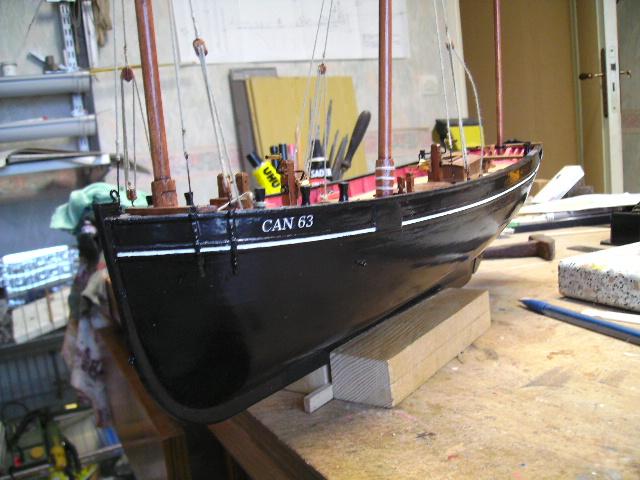 BISQUINE au 1/40 Kit Billing Boats modifié Xavero - Page 2 Bild0107