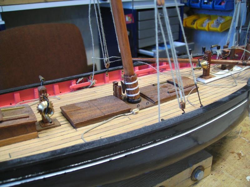BISQUINE au 1/40 Kit Billing Boats modifié Xavero - Page 2 Bild0112