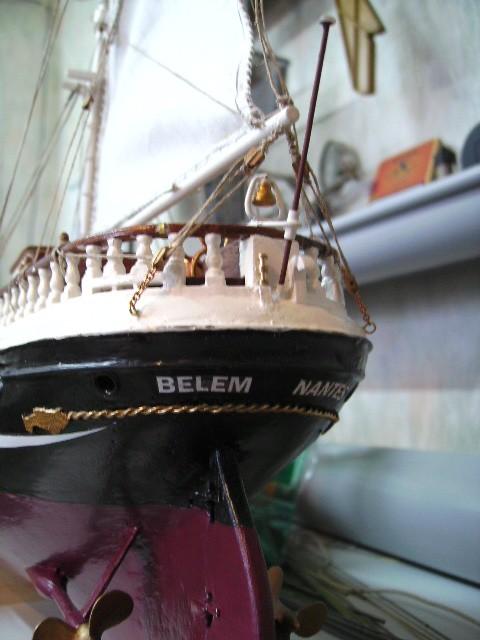 BELEM Kit Soclaine modifié 1/75 Car110