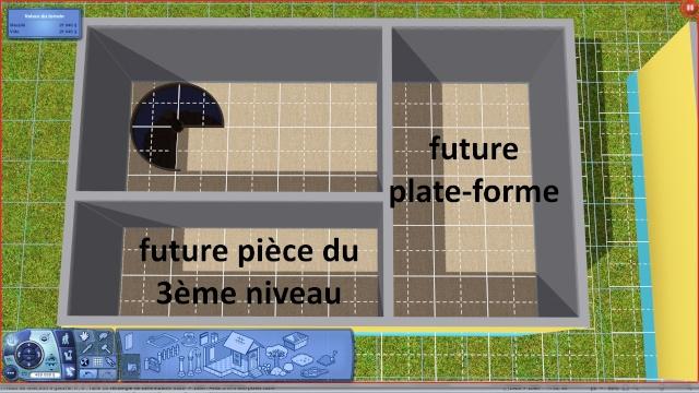 """[Apprenti] Technique de base pour modifier la hauteur des murs grâce au code """"constrainfloorelevation false"""" 1111"""