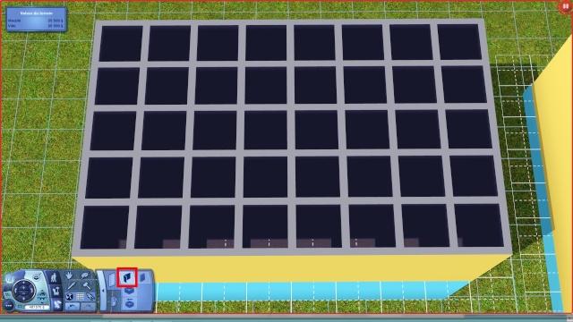 """[Apprenti] Technique de base pour modifier la hauteur des murs grâce au code """"constrainfloorelevation false"""" 1610"""