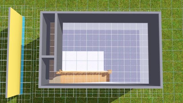 """[Apprenti] Technique de base pour modifier la hauteur des murs grâce au code """"constrainfloorelevation false"""" Screen41"""