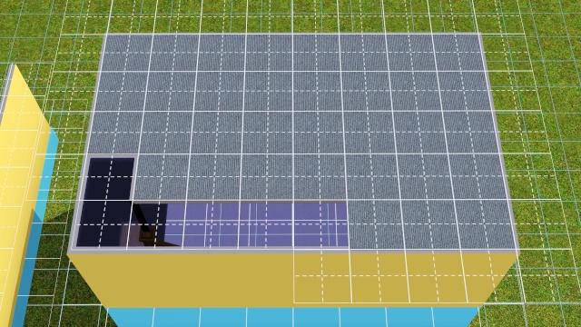 """[Apprenti] Technique de base pour modifier la hauteur des murs grâce au code """"constrainfloorelevation false"""" Screen43"""