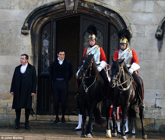 Queen Victoria, la nouvelle série d'ITV - Page 3 Rufus_10