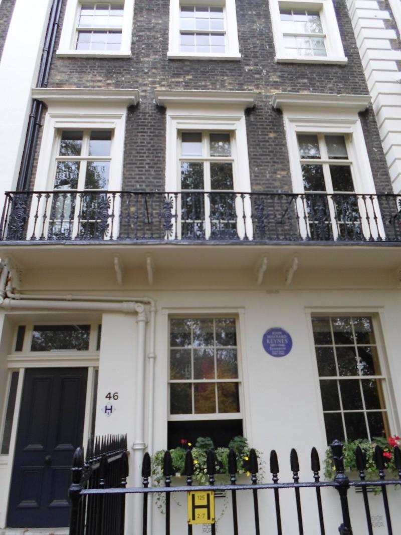 Petite promenade dans Bloomsbury  Sam_1111