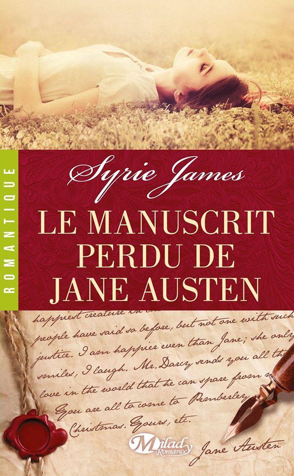 syrie - Le manuscrit perdu de Jane Austen de Syrie James Syrie_10