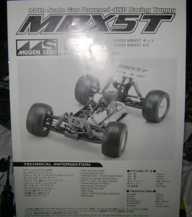 Les  Mugen MBX5R & MBX5T - pas comme les autres de Trankilou & Trankilette Photo666