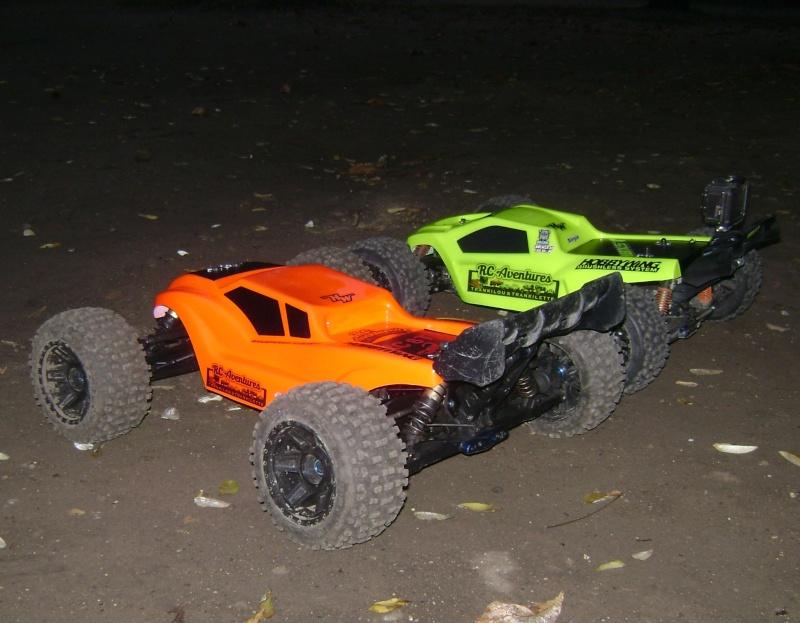 Les  Mugen MBX5R & MBX5T - pas comme les autres de Trankilou & Trankilette - Page 2 Photo703