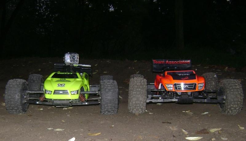 Les  Mugen MBX5R & MBX5T - pas comme les autres de Trankilou & Trankilette - Page 2 Photo707