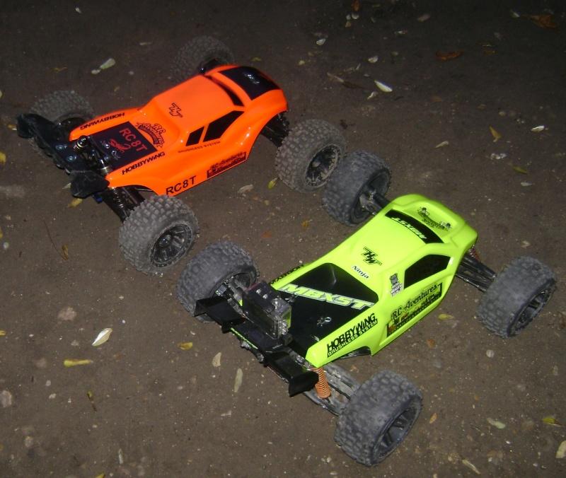 Les  Mugen MBX5R & MBX5T - pas comme les autres de Trankilou & Trankilette - Page 2 Photo709