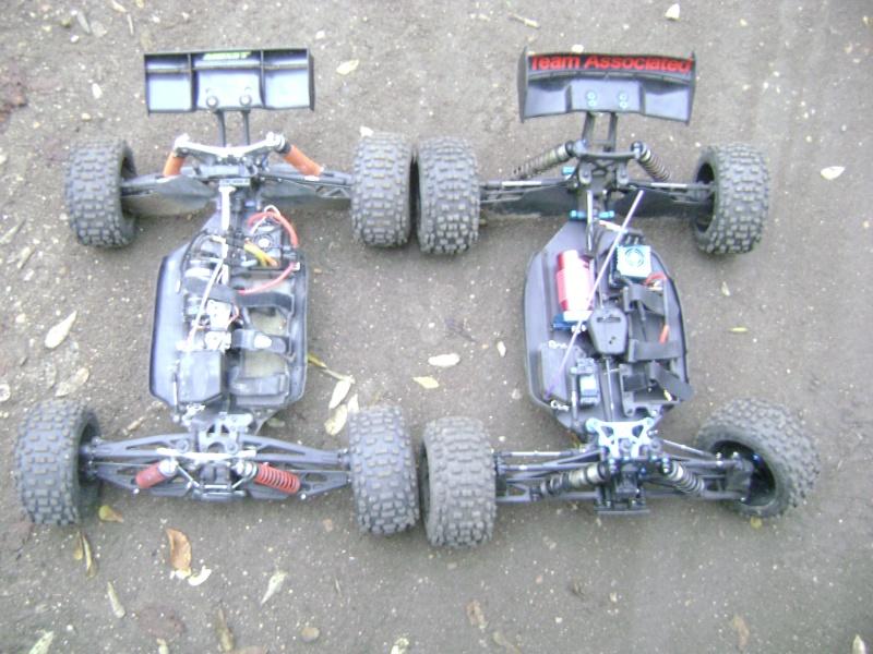Les  Mugen MBX5R & MBX5T - pas comme les autres de Trankilou & Trankilette - Page 2 Photo713