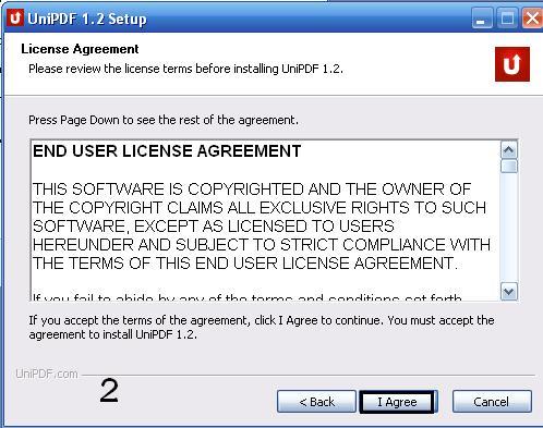تحميل برنامج unipdf لتحويل ملفات pdf الى Word و txt عربي 2015 410
