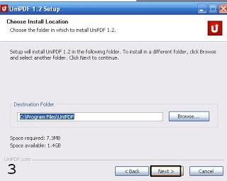 تحميل برنامج unipdf لتحويل ملفات pdf الى Word و txt عربي 2015 510