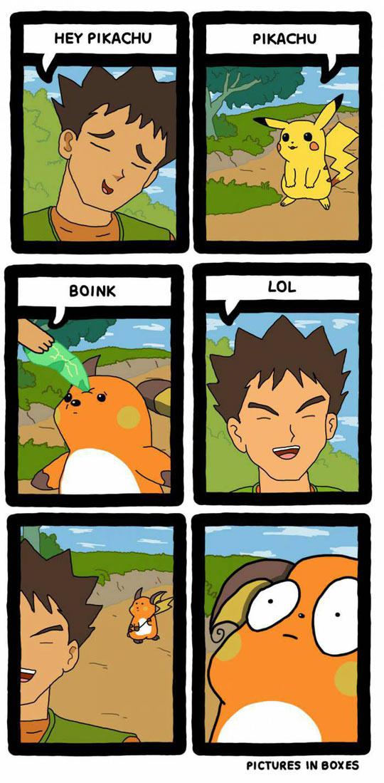 [Mini-BD] [Images Droles] Pokémon c'est drôle Funny-10