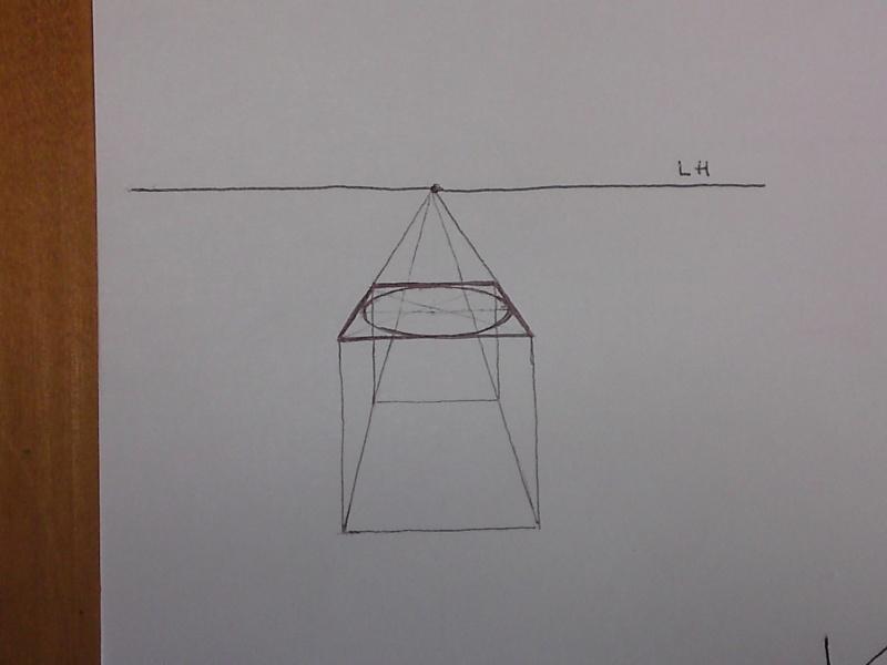 Dessin pour les Nuls N° 0 Notions de Perspective P04-0710