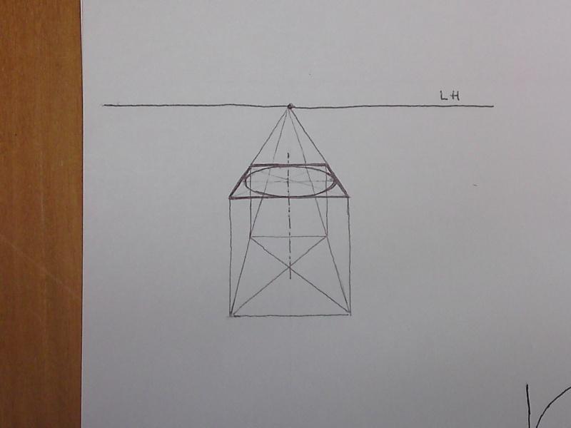 Dessin pour les Nuls N° 0 Notions de Perspective P04-0711