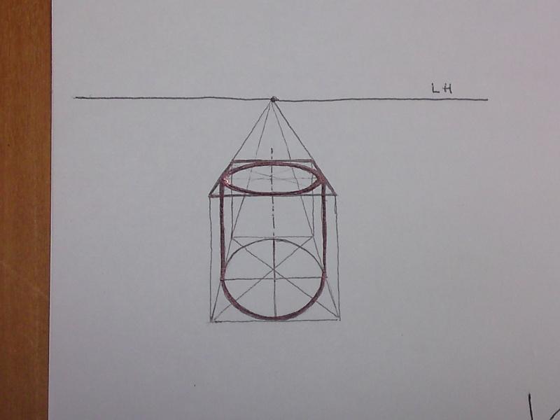Dessin pour les Nuls N° 0 Notions de Perspective P04-0714