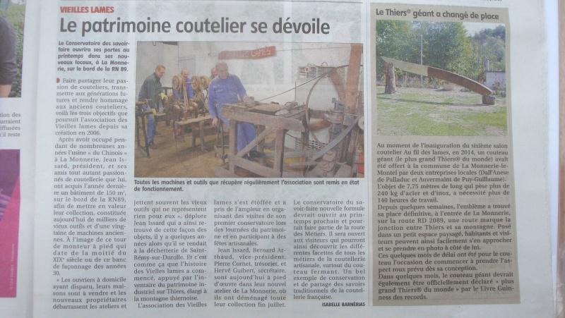 salon du couteau la Monnerie - Page 2 Dsc07107