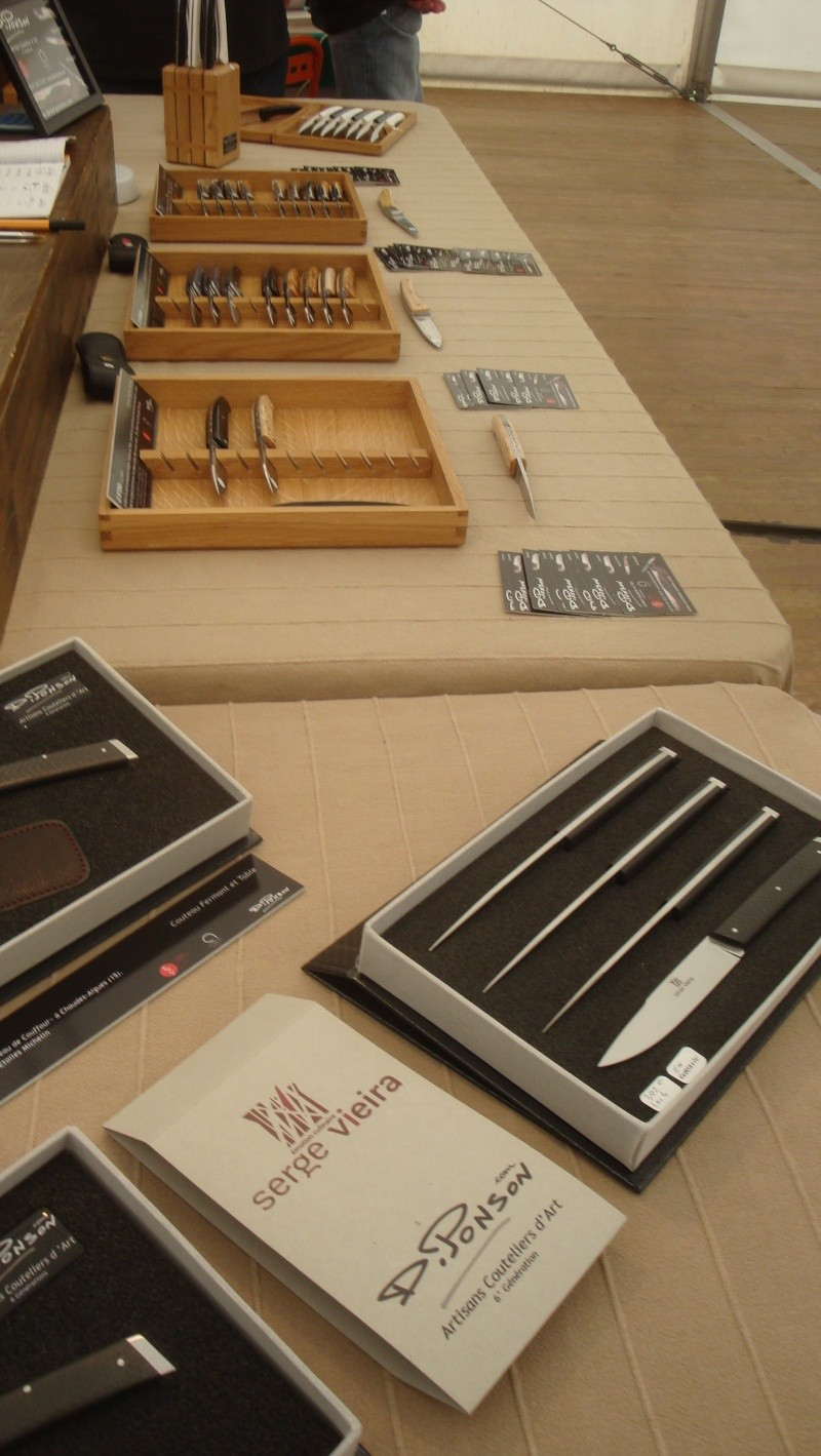 salon du couteau la Monnerie - Page 3 Dsc07842