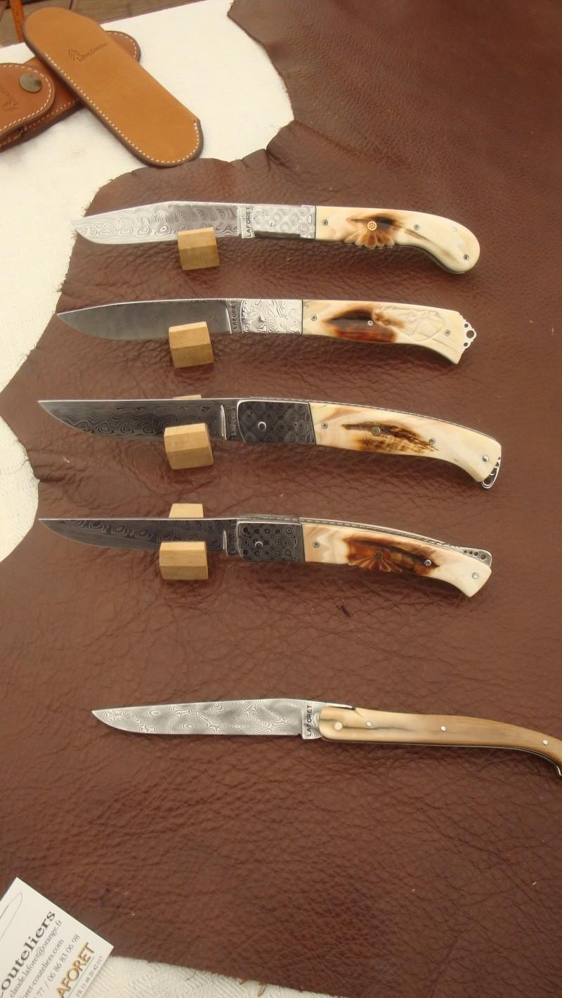salon du couteau la Monnerie - Page 3 Dsc07845