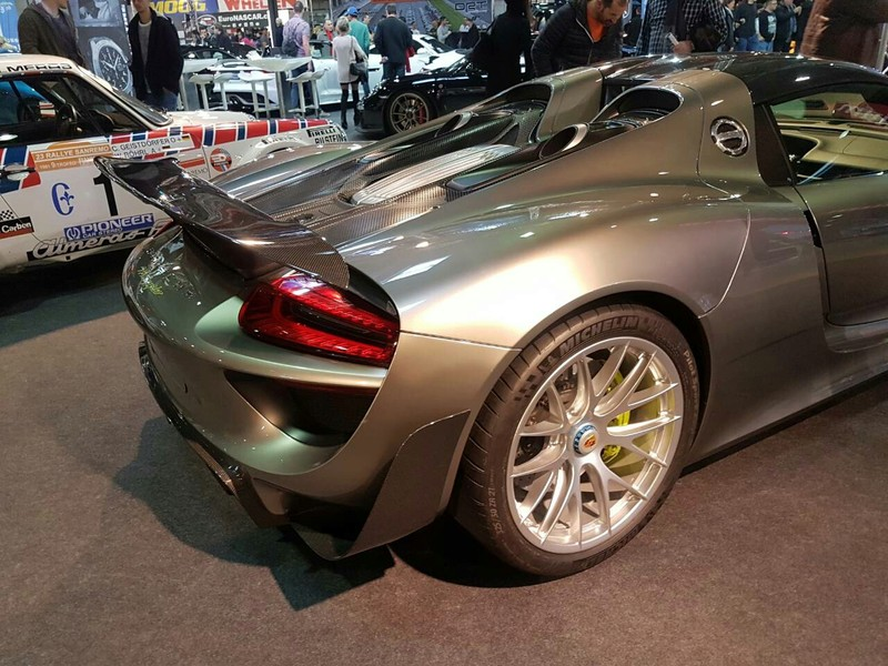 IMS pour International Motor Show à Luxembourg 20171138