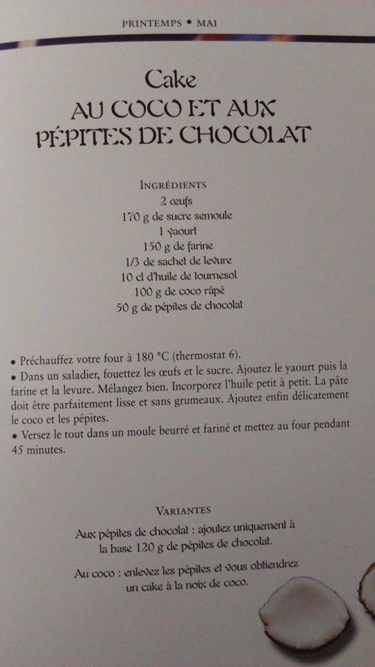 Apprentis cuistots : le coin des gourmets - Page 5 Cake_c10