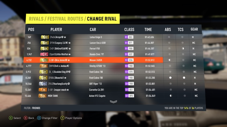 Time Attack #3 - Forza Horizon 2 // Results are up! Image15