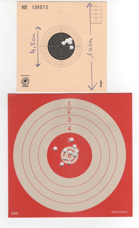 Prise en main de ma carabine X20 S2 Carton10