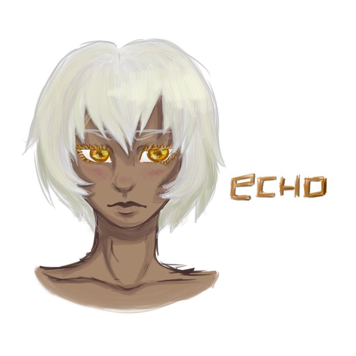 [Dessin] Les gribouillis d'Echo! Echo11