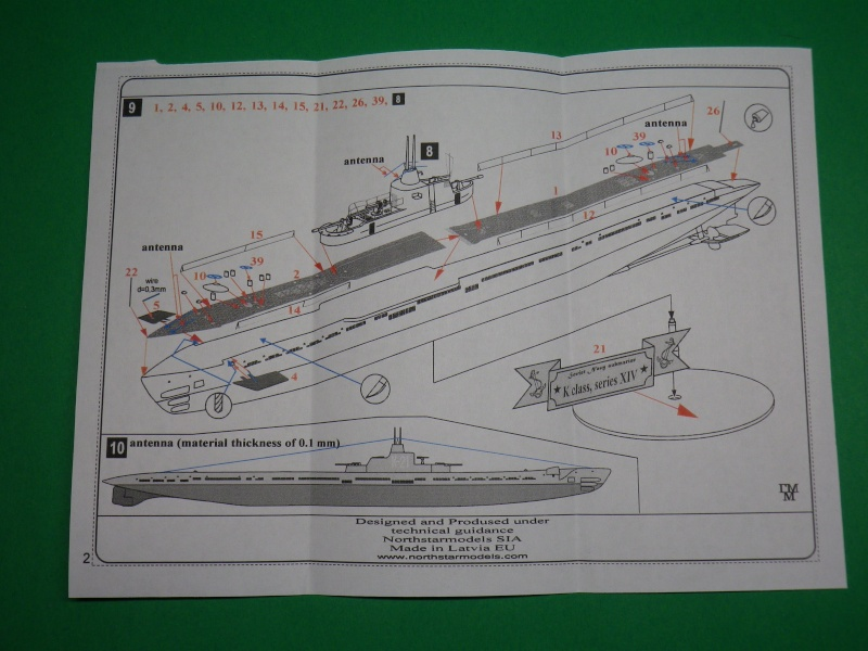 "sous-marin type ""K "" MIKROMIR 1/350 Imgp1411"