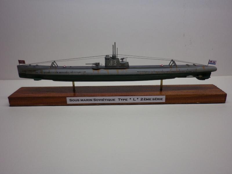 """Sous -marins type """" L """" 2ème série marque """"Encore """" 1/400 Imgp3318"""